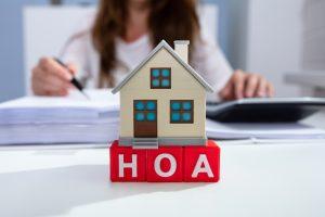 buying a home - HOA fees