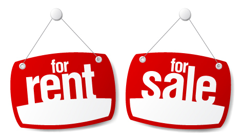 renting or selling a home